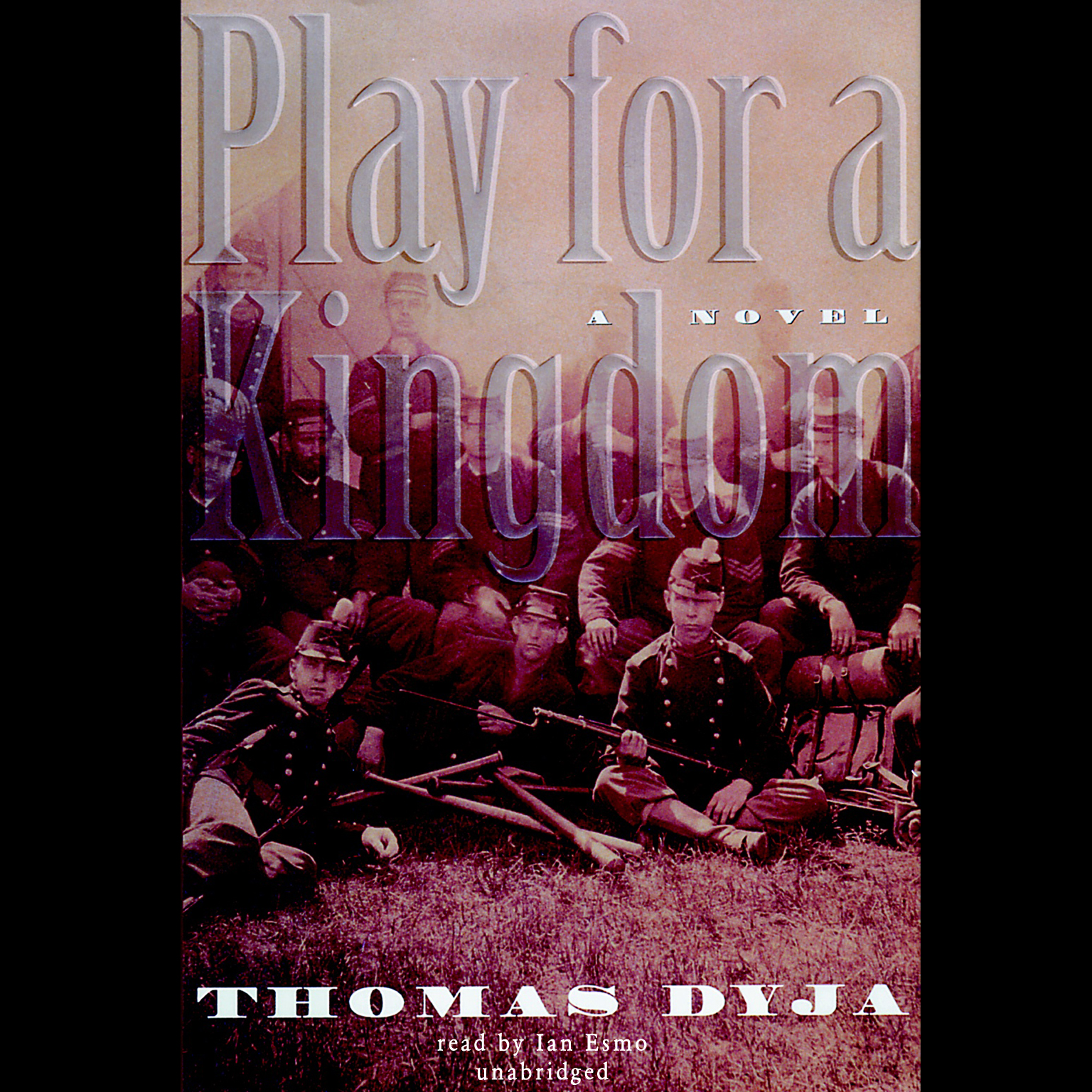 Printable Play for a Kingdom Audiobook Cover Art