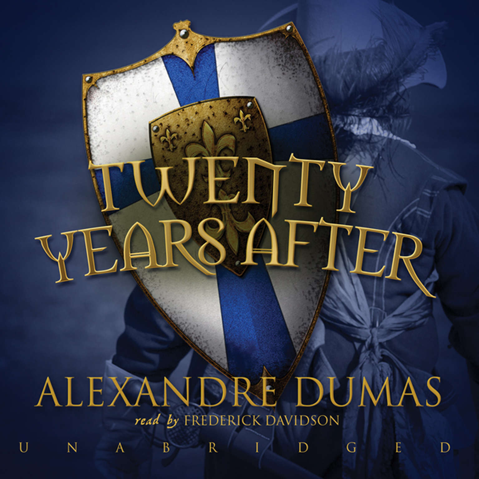 Printable Twenty Years After Audiobook Cover Art