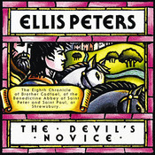 The Devil's Novice: The Eighth Chronicle of Brother Cadfael Audiobook, by Ellis Peters