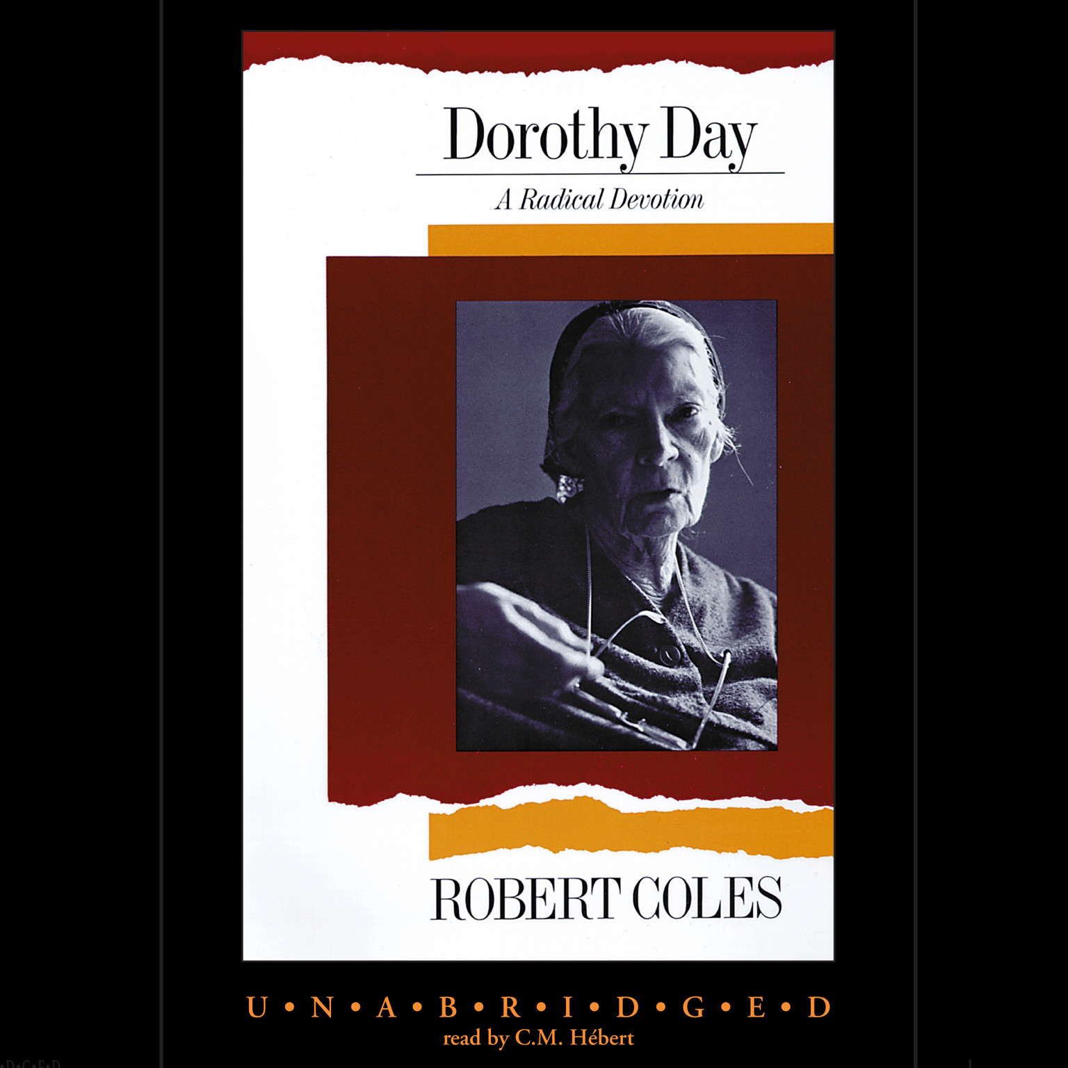 Printable Dorothy Day: A Radical Devotion Audiobook Cover Art