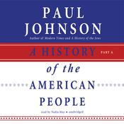 A History of the American People Audiobook, by Paul Johnson