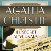The Secret Adversary Audiobook, by Agatha Christie