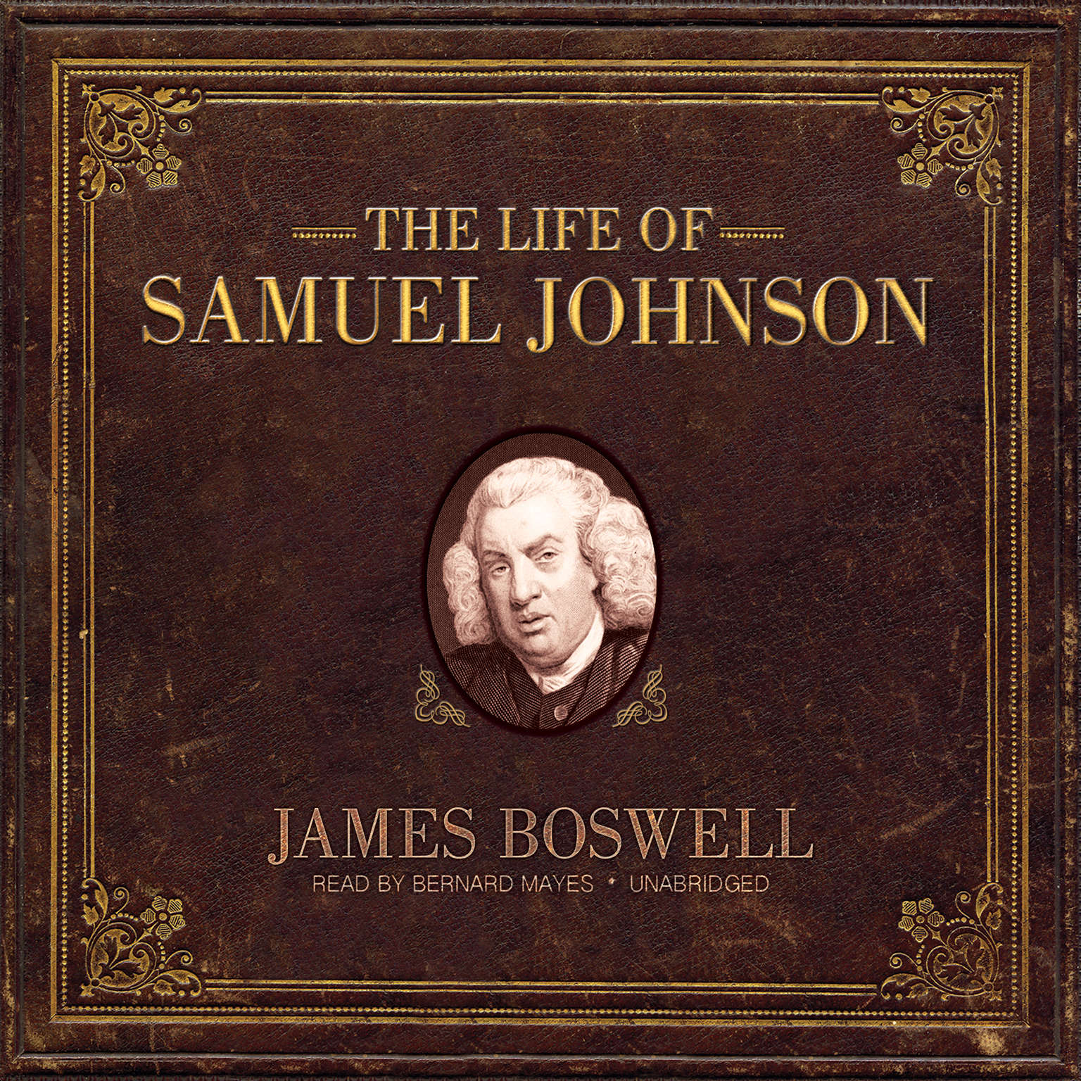 Printable The Life of Samuel Johnson Audiobook Cover Art