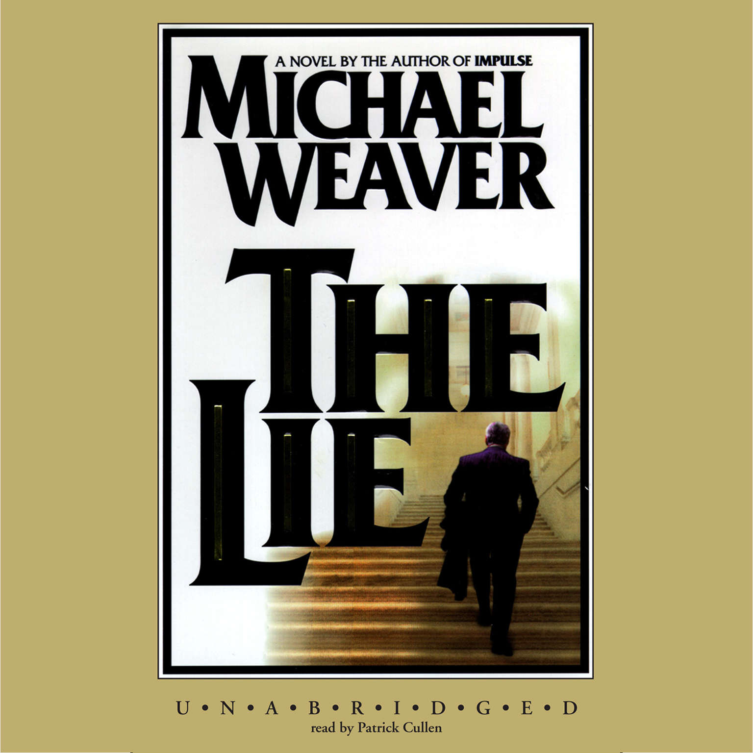Printable The Lie Audiobook Cover Art