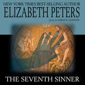 The Seventh Sinner: A Jacqueline Kirby Mystery Audiobook, by Elizabeth Peters