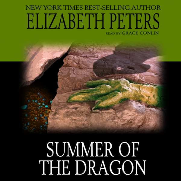 Printable Summer of the Dragon Audiobook Cover Art