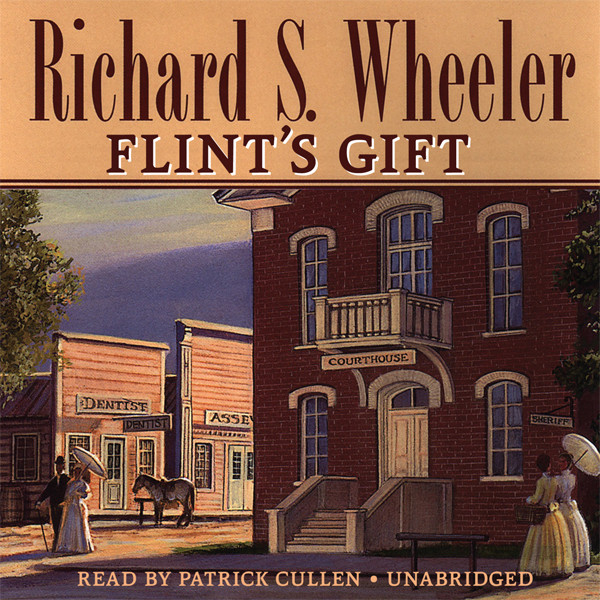 Printable Flint's Gift Audiobook Cover Art