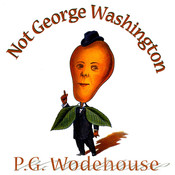 Not George Washington: An Autobiographical Novel, by P. G. Wodehouse, Herbert Westbrook