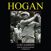 Hogan Audiobook, by Curt Sampson