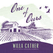 One of Ours, by Willa Cather