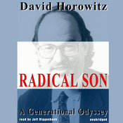 Radical Son: A Generational Odyssey Audiobook, by David Horowitz
