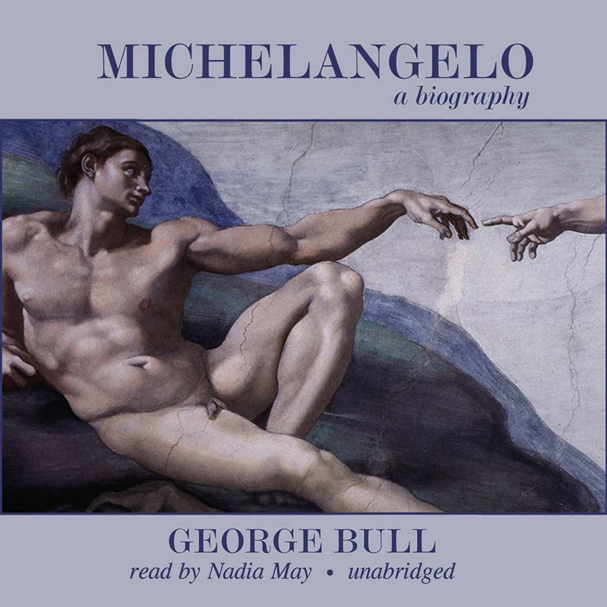 Printable Michelangelo: A Biography Audiobook Cover Art
