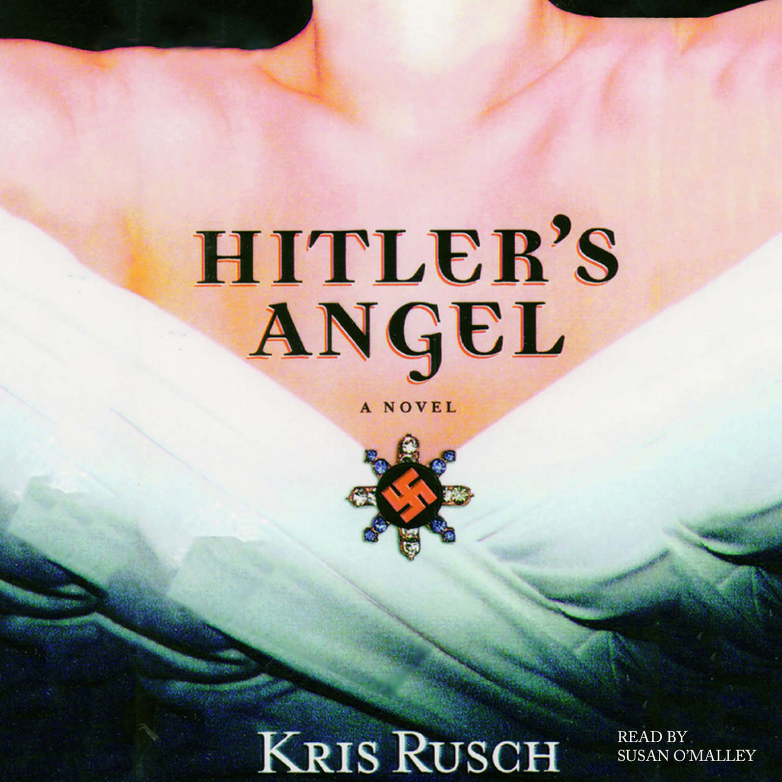 Printable Hitler's Angel Audiobook Cover Art