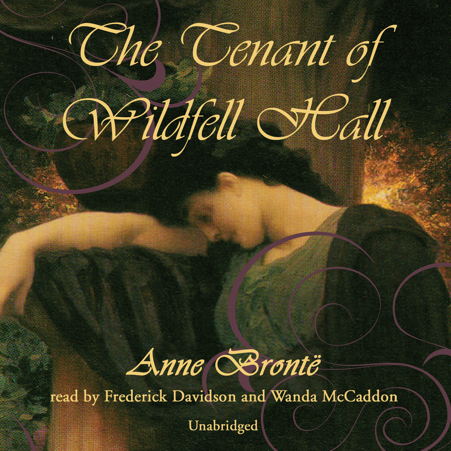 Printable The Tenant of Wildfell Hall Audiobook Cover Art
