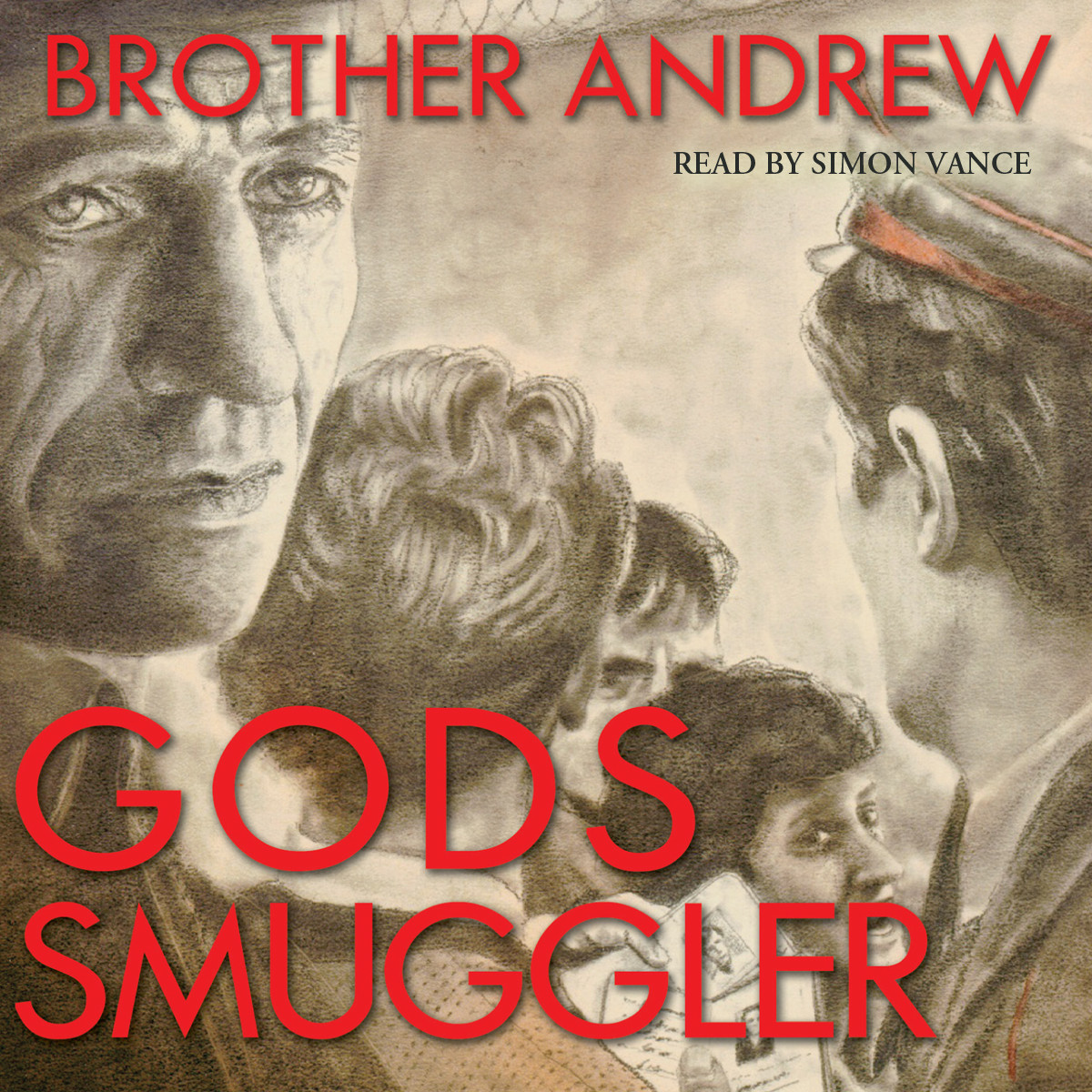 Printable God's Smuggler Audiobook Cover Art