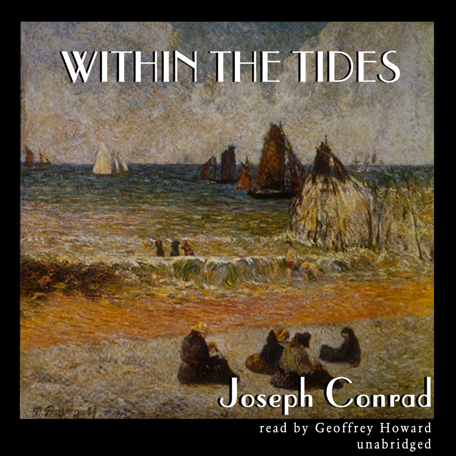 Printable Within the Tides Audiobook Cover Art