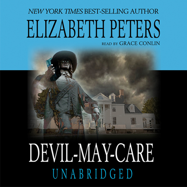 Printable Devil-May-Care Audiobook Cover Art