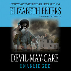 Devil-May-Care Audiobook, by Elizabeth Peters