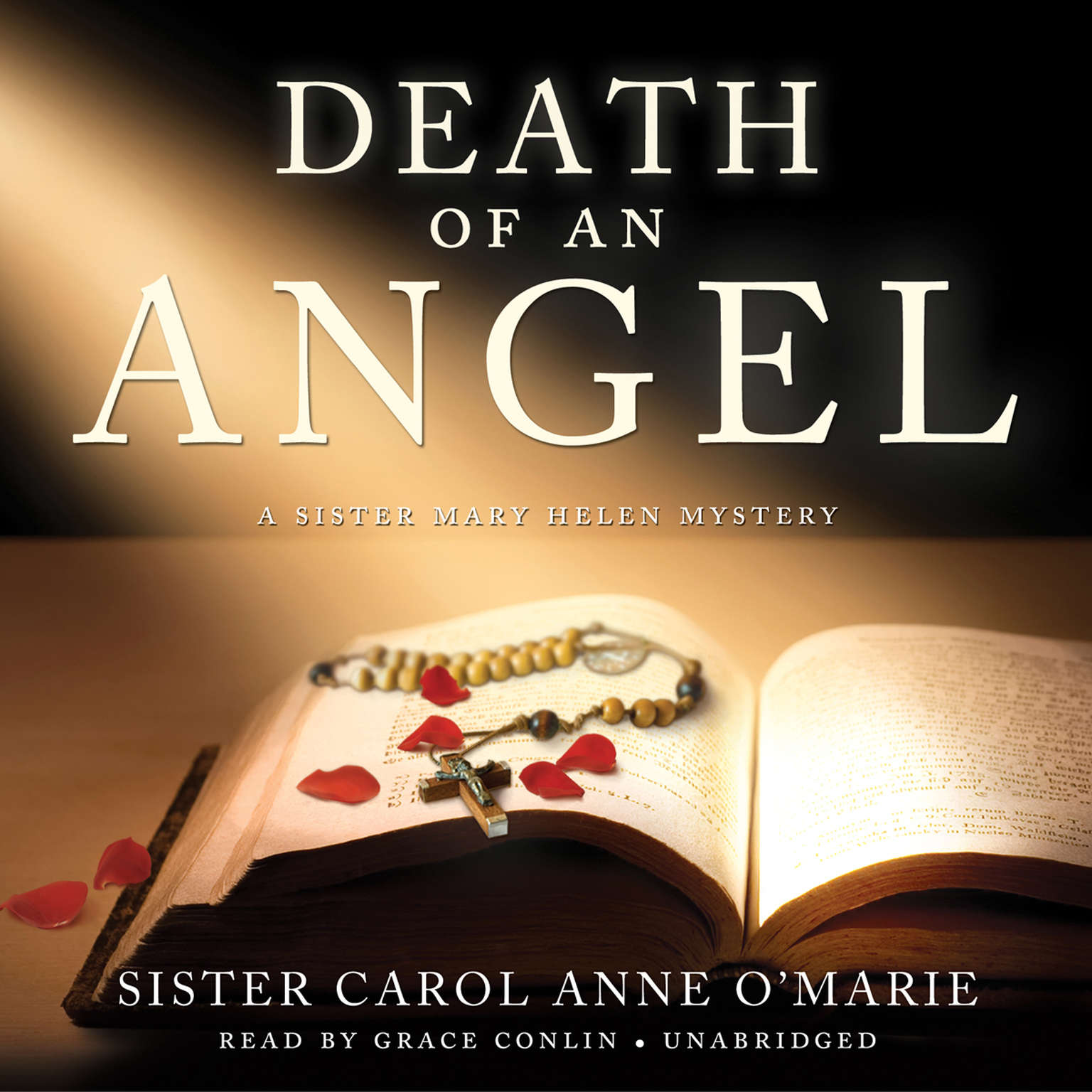 Printable Death of an Angel: A Sister Mary Helen Mystery Audiobook Cover Art