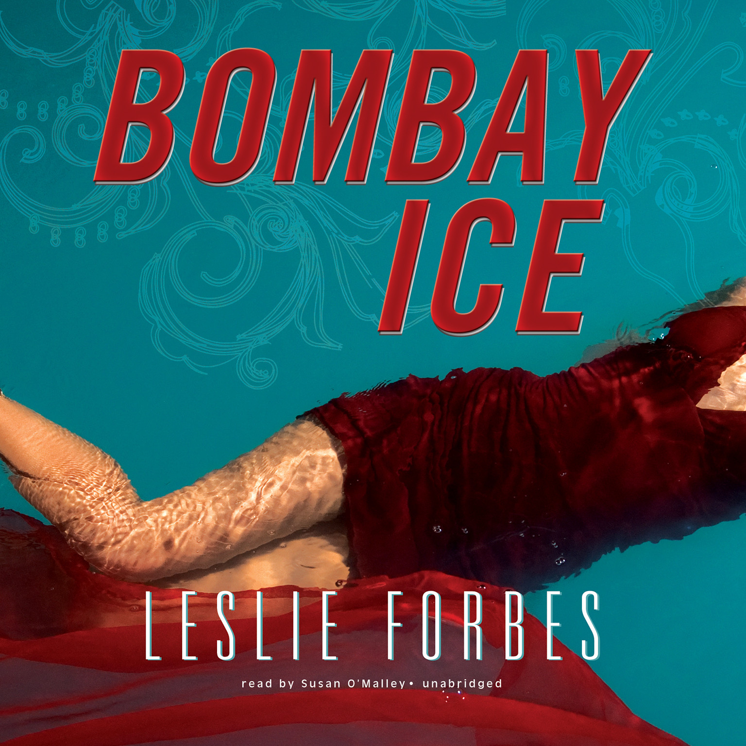 Printable Bombay Ice Audiobook Cover Art