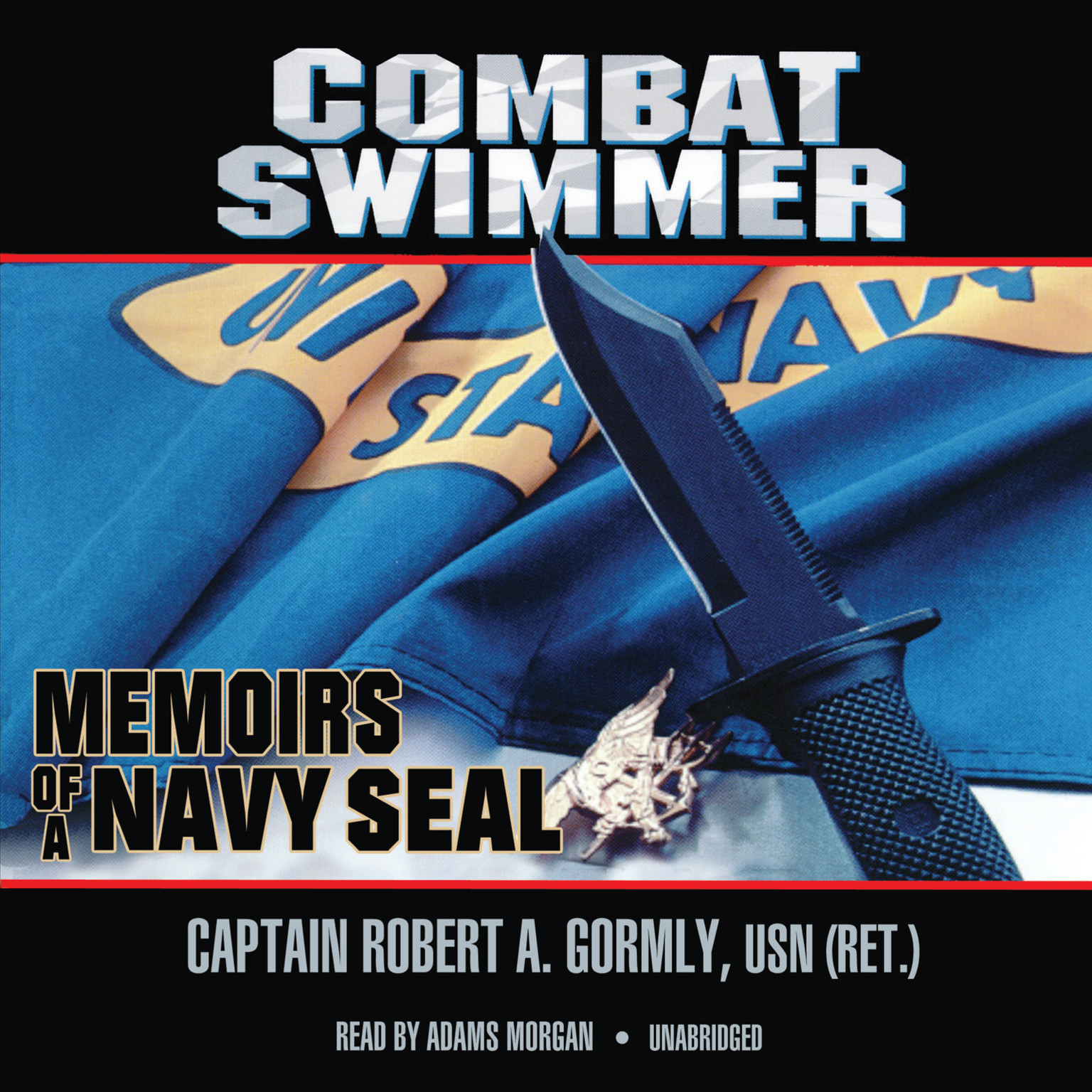 Printable Combat Swimmer: Memoirs of a Navy SEAL Audiobook Cover Art