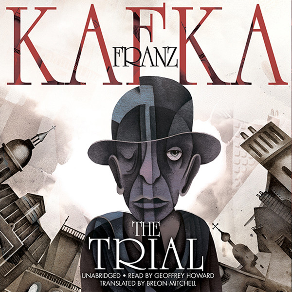 Printable The Trial Audiobook Cover Art