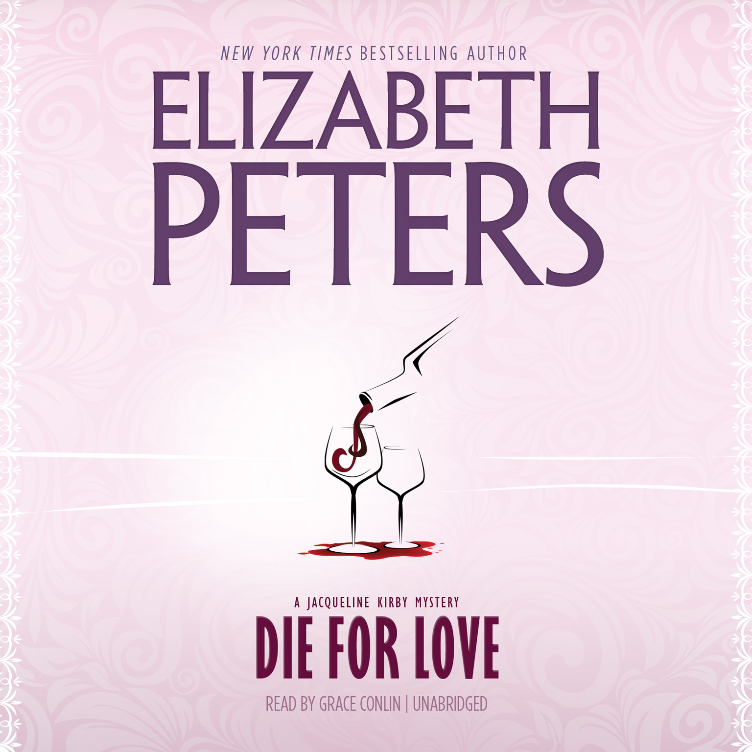 Printable Die for Love Audiobook Cover Art