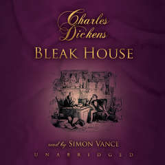 Bleak House Audiobook, by Charles Dickens