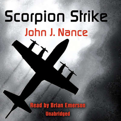 Scorpion Strike Audiobook, by John J. Nance