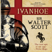 Ivanhoe Audiobook, by Walter Scott