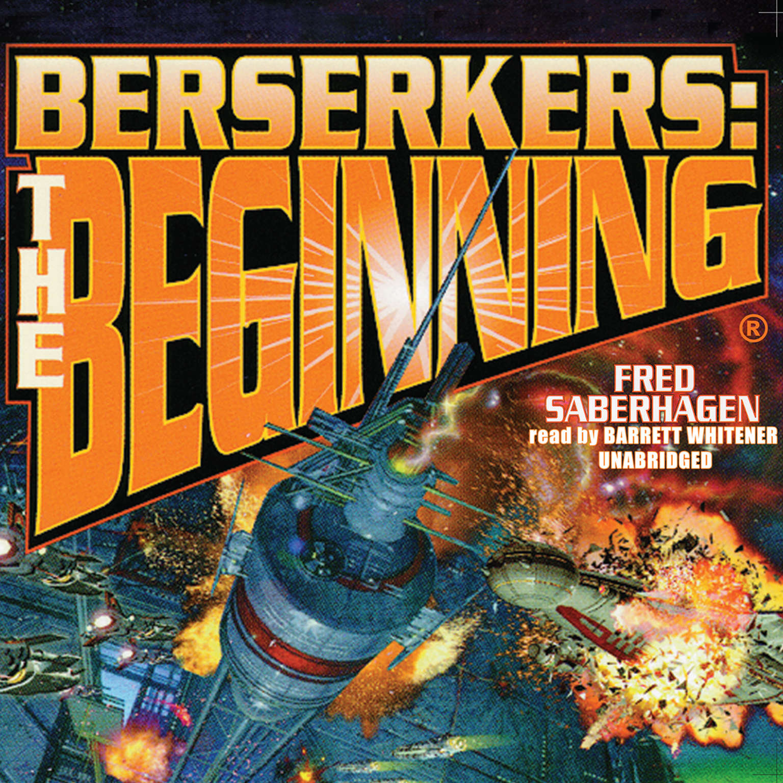Printable Berserkers: The Beginning Audiobook Cover Art