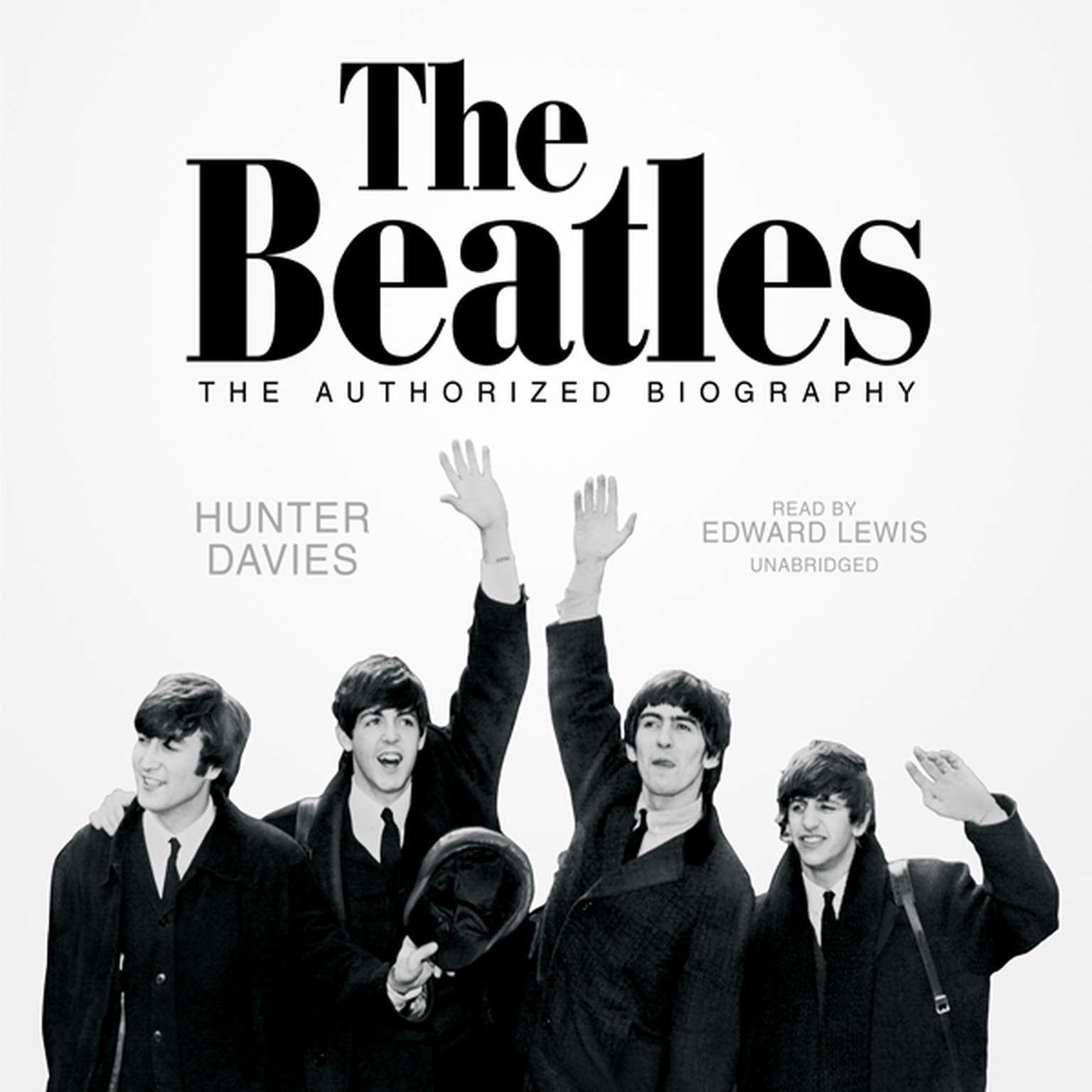 Printable The Beatles Audiobook Cover Art
