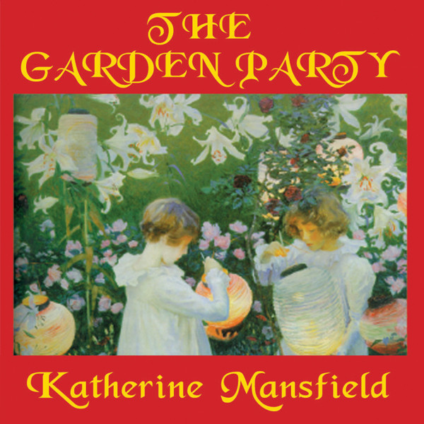 Printable The Garden Party Audiobook Cover Art