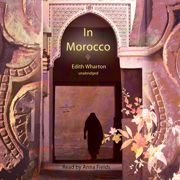 Printable In Morocco Audiobook Cover Art