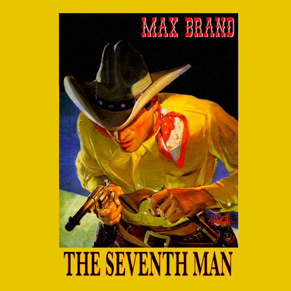 Printable The Seventh Man Audiobook Cover Art
