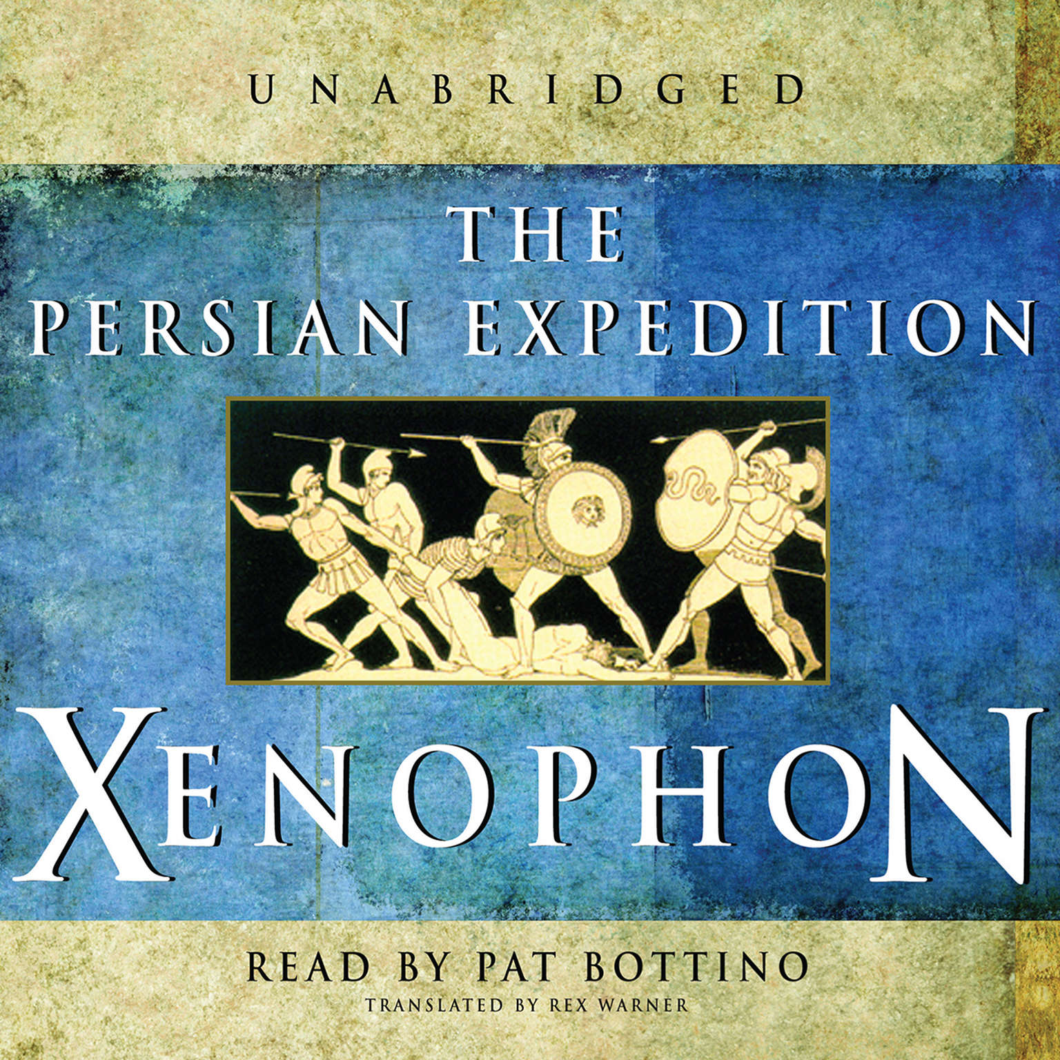 Printable The Persian Expedition Audiobook Cover Art