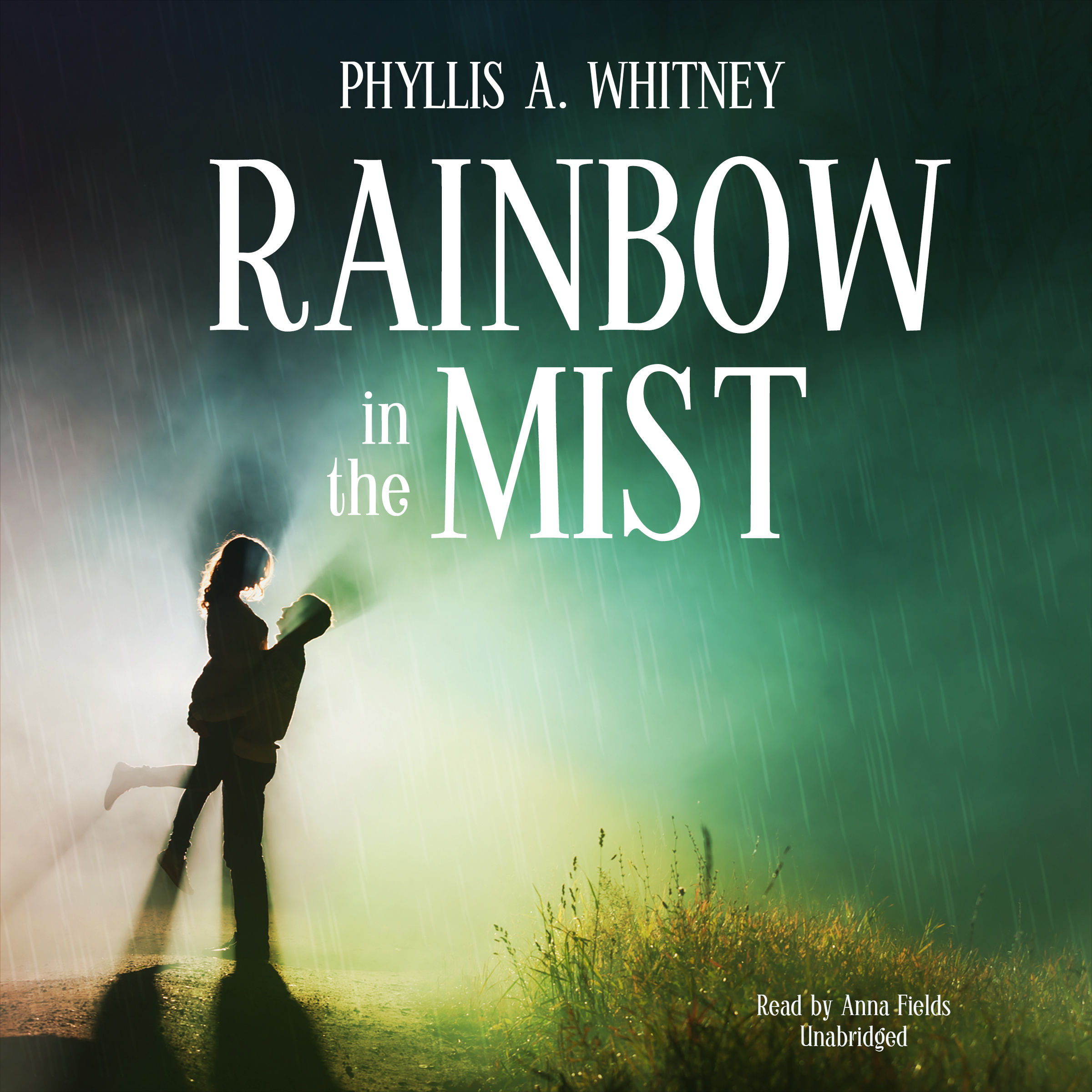 Printable Rainbow in the Mist Audiobook Cover Art