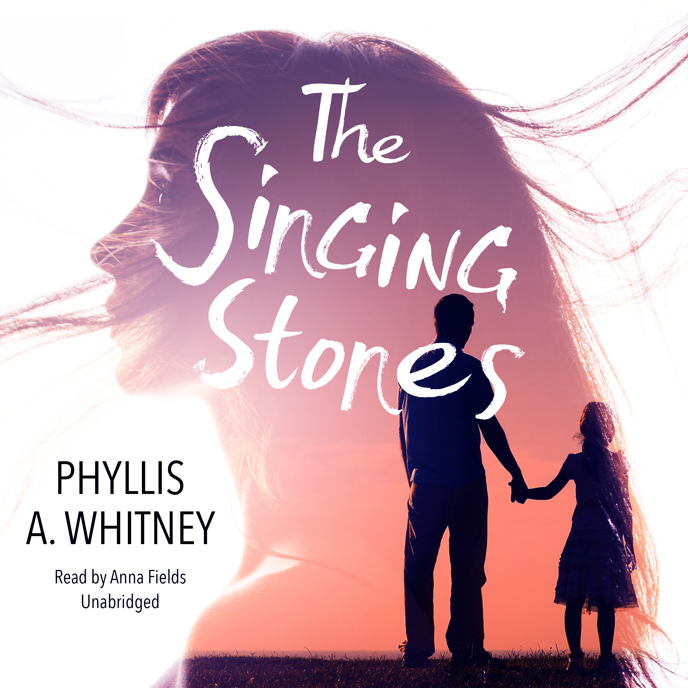 Printable The Singing Stones Audiobook Cover Art