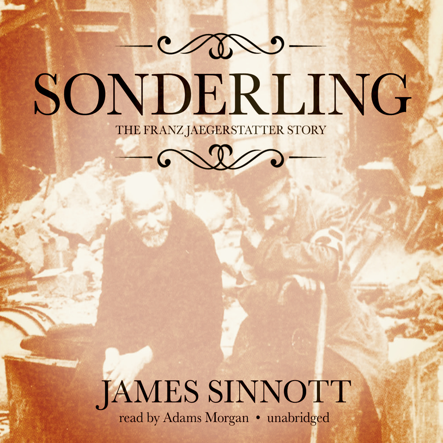 Printable Sonderling: The Franz Jaegerstatter Story Audiobook Cover Art