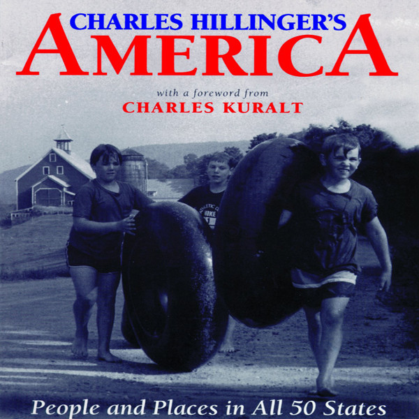 Printable Charles Hillinger's America: People and Places in All 50 States Audiobook Cover Art