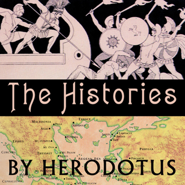 Printable The Histories Audiobook Cover Art
