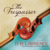 The Trespasser Audiobook, by D. H. Lawrence