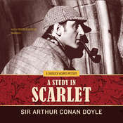 A Study in Scarlet Audiobook, by Sir Arthur Conan Doyle, Arthur Conan Doyle