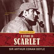 A Study in Scarlet Audiobook, by Sir Arthur Conan Doyle