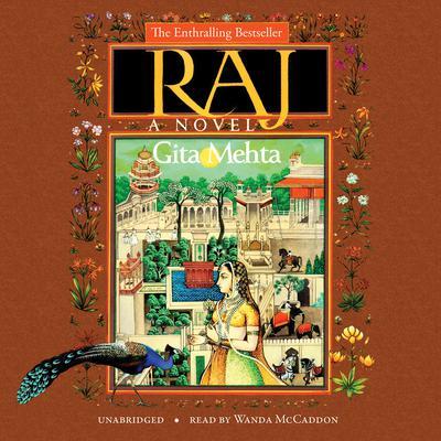 Raj Audiobook, by Gita Mehta