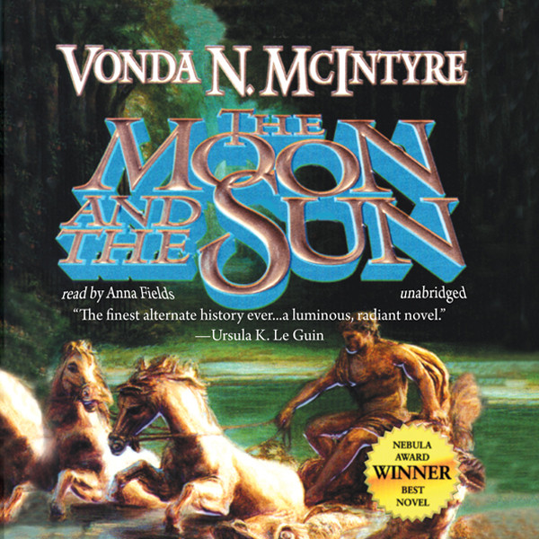 Printable The Moon and the Sun Audiobook Cover Art