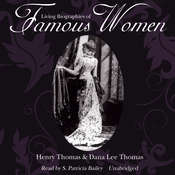 Living Biographies of Famous Women, by Dana Lee Thomas, Henry Thomas