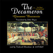 The Decameron: or Ten Days' Entertainment, by Giovanni Boccaccio