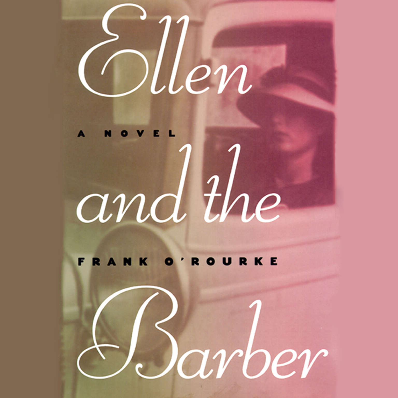 Printable Ellen and the Barber: Three Love Stories of the Thirties Audiobook Cover Art
