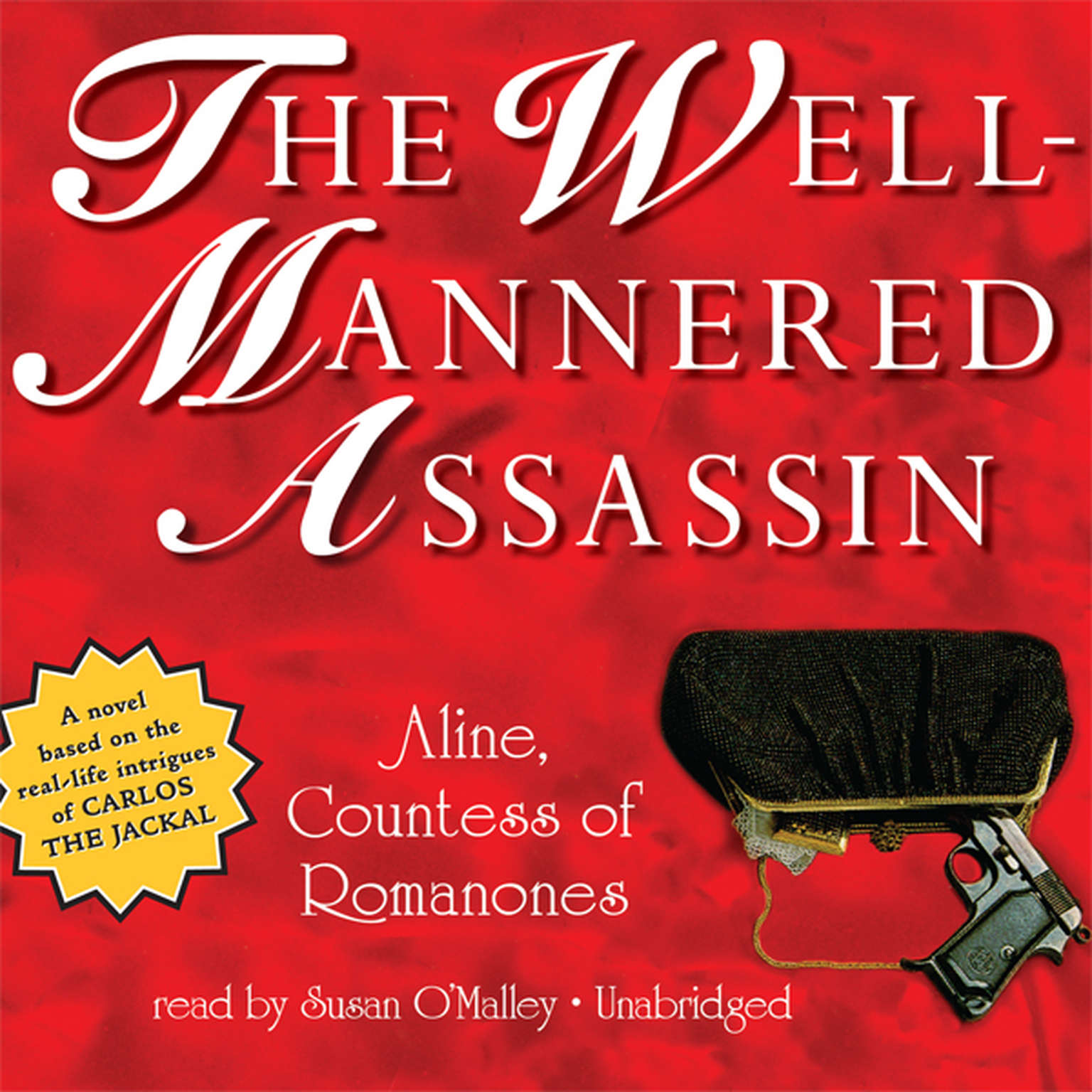 Printable The Well-Mannered Assassin Audiobook Cover Art